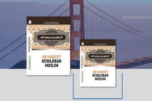 buku 40 hadits kewajiban muslim