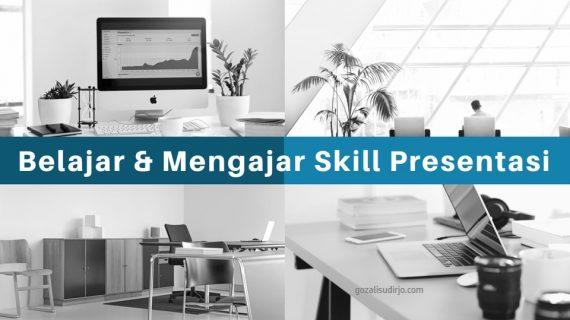 Meningkatkan Skill Santri dalam Presentasi